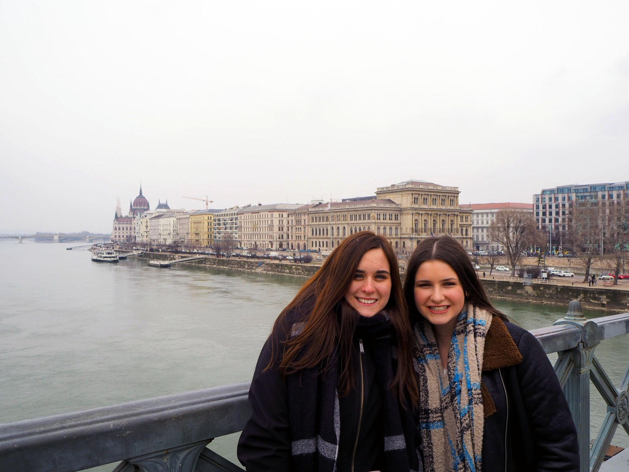 Budapest, Vienna, and Salzburg