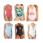 My Favorite Bathing Suits for the Summer