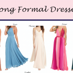 Formal Dresses: Long Edition