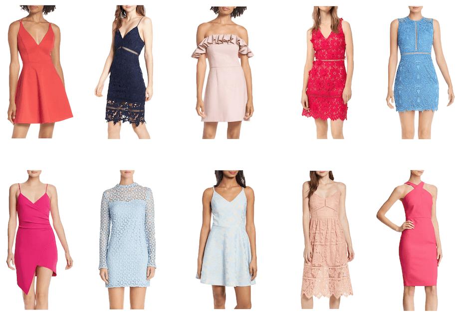 Formal Dresses: Short Edition