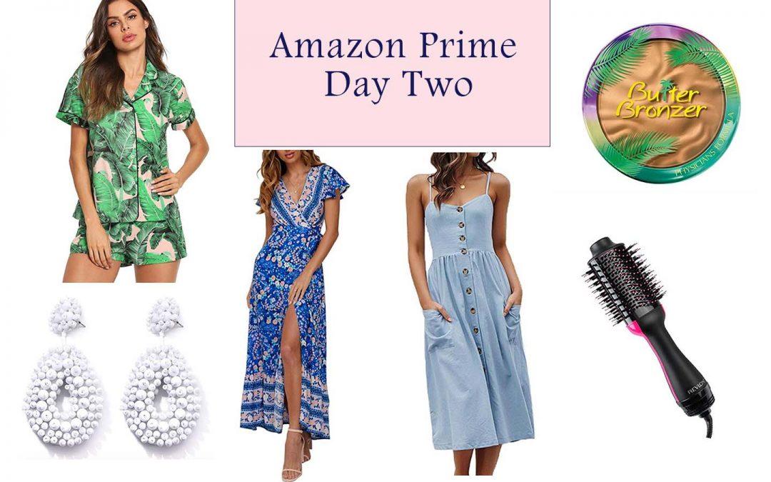 Amazon Prime Day Two