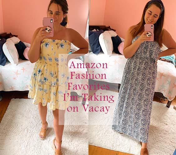 Amazon Fashion Vacation Favorites