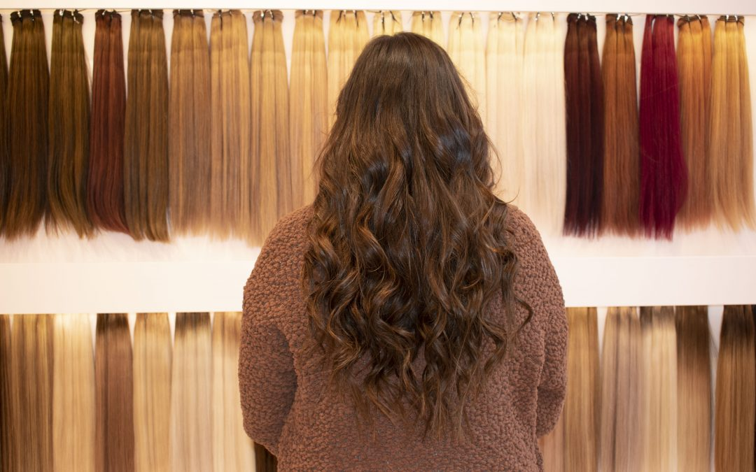 All About Tape-In Hair Extensions with Glam Seamless