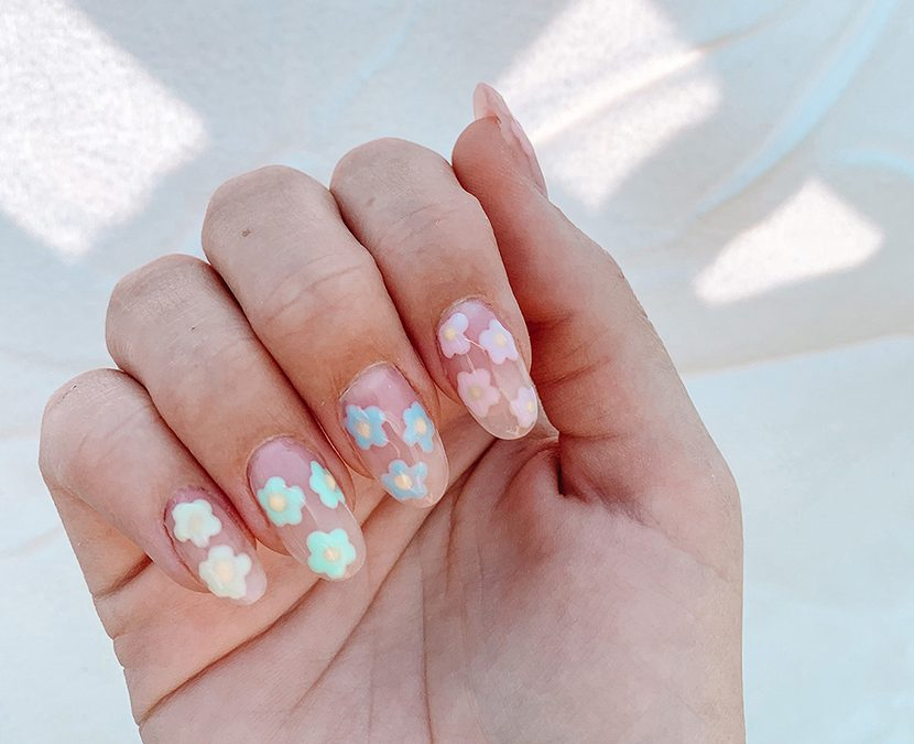 Poly Gel Nails
