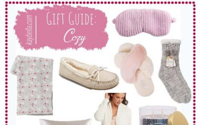Gift Guide 2020: Cozy